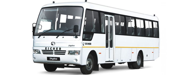 Book 42 Seater Bus in Haridwar